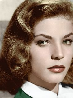 Lauren Bacall Old Hollywood Style, Hollywood Actor, Golden Age Of Hollywood, Vintage Hollywood, Hollywood Glamour, Hollywood Stars, Classic Hollywood, Hollywood Heroines, Hollywood Actresses