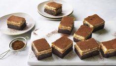 Brownie Recipes, Cake Recipes, Dessert Recipes, Mini Desserts, Dessert Ideas, Cake Ideas, Dark Chocolate Chips, Melting Chocolate, Nadiya Hussain Recipes