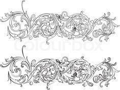 Bildergebnis für tattoo barock style