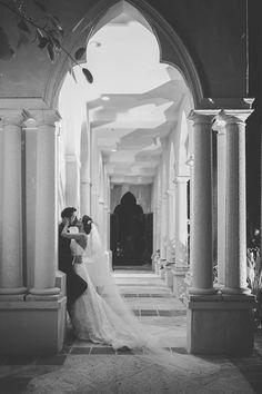 Intimate Boca Wedding: Elvia & Rafael at the Addison | Floridian Weddings