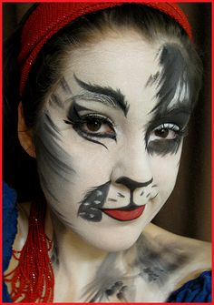 Alonzo from CATS the musical by YellowZebra.deviantart.com on @deviantART Inspiration for my Halloween night make-up