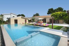 Villa Oms is a beautiful 4 bedroom villa with private pool, wifi, Pool heat, air con. Villa Plus, British Travel, Villa With Private Pool, Majorca, Heated Pool, Us Travel, Spain, Outdoor Decor, Archangel