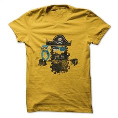 Retired pirate - #summer tee #sweater blanket. I WANT THIS => https://www.sunfrog.com/Funny/Retired-pirate.html?68278