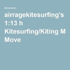 airragekitesurfing's 1:13 h Kitesurfing/Kiting Move
