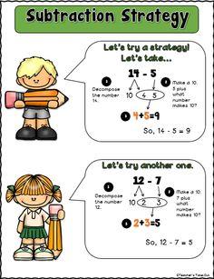 FREEBIE- Subtraction Strategy