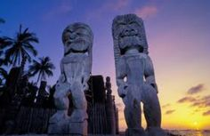 Island Woodcarving Hawaii Master Carvers are skilled at carving just about anything. Specialties are tikis from Hawaii,