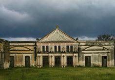 Hacienda Yaxcopoil (yahsh-koh-poh-eel) - Yucatan Mexico hacienda/plantation dates back to the 17th century.