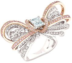Chanel Couture ring.♥✤ | Keep the Glamour | BeStayBeautiful