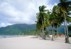 Maracas Bay, Trinidad & Tobago