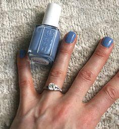 Something Blue - Essie Lapis of Luxury