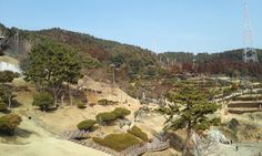 This park located in Tongyeong. Can't you feel this freshness?