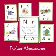 Fichas abecedario