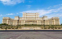 DreamTrips ~ Bucharest: 'Little Paris' Bucharest, Bucuresti, Romania World Famous Buildings, Paris Buildings, Best Vacation Spots, Best Vacations, Palace Of The Parliament, Building Costs, Little Paris, Hotel Packages, Champs Elysees