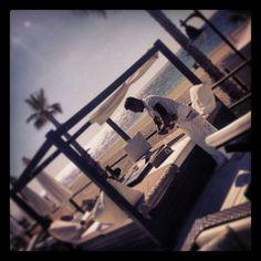 ¡Buenos días! Nueva semana y el mes de Julio comienza. Todo está preparado en Purobeach Marbella para que os relajéis   Good morning! New week and the month of July beggins! Everything is ready for you to #relax at Purobeach Marbella.