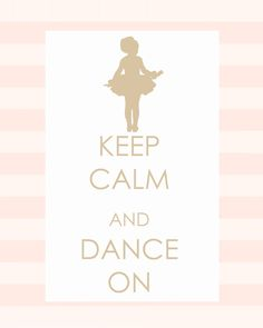 Reflections Out Loud: Printables from Olivia's Ballerina Party