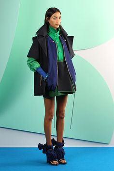 Trends - color blocking!