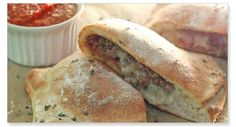 Easy Beef Calzones   Big Green Egg - The Ultimate Cooking Experience
