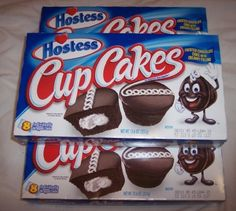 Hostess Cup Cakes 3 Boxes Each has 8 cupcakes German Chocolate Cake Mix, Best Chocolate, Chocolate Cupcakes, Gourmet Recipes, Snack Recipes, Snacks, Dessert Recipes, Hostess Cakes, Chocolate Cream Cheese Frosting