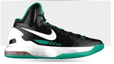 sports shoes d207b 3eb25 Kevin durant shoes 2013 KD V Black White Green Nike Fashion, Only Fashion,  Durant