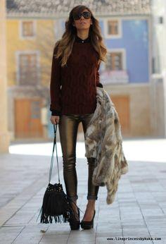 Sfera  Sweaters, Primark  Pants and Sfera  Coats