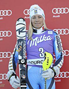 Frida Hansdotter in Audi FIS World Cup  Women s Slalom 53a07437a35e8