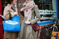 hi lovely ladies! by Celine Kim, via Flickr