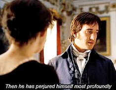 I love this PP moment! It's one of the first time he genuinely smiles at Elizabeth.