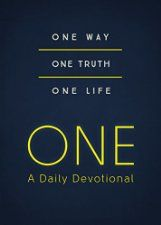 New Release - ONE--A Daily Devotional