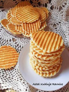 Grandma Cake, Kolaci I Torte, Serbian Recipes, Cake Cookies, King Size, Biscotti, Cookie Recipes, Deserts, Food And Drink
