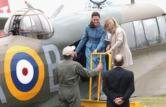 Kate Middleton in The Royal Family Hang with New Zealand Locals