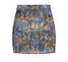 by Mannzie, with matching t-shirt available. Blue Brown, Dress Skirt, Butterflies, Mini Skirts, Shirts, Dresses, Fashion, Formal Skirt, Vestidos