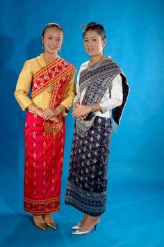 Women in Laos - Wikipedia Laos, Brazil Tourism, Folk Costume, Costumes, Vietnam, Hong Kong Fashion, Trends Magazine, Lace Jumpsuit, Romper Pants