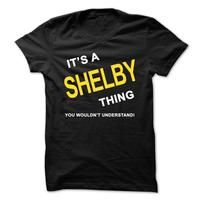 Its A Shelby Thing