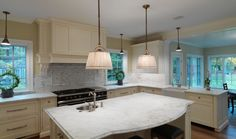 Private Residence I   Contemporary   Kitchen Countertops   Dc Metro   Rugo  Stone, LLC