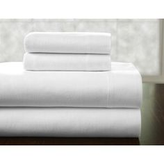 Pointehaven 175 GSM Cotton Flannel Sheet Set with Oversized Sheets (Extra Deep Pocket/Deep Pocket - White - 4 Piece - California King) 100 Cotton Sheets, Cotton Sheet Sets, King Sheets, Bed Sheets, Paisley, Bedding Basics, Twin Sheet Sets, Beds Online, Houses