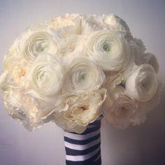 Bridal bouquet by Elegance and Simplicity, Inc - DC Florist
