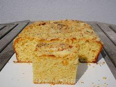 Drożdżówka staropolska Cornbread, Vanilla Cake, Ethnic Recipes, Food, Millet Bread, Meals, Corn Bread, Yemek, Sweet Cornbread