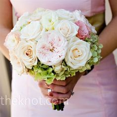 garden roses and roses - nothing prettier!