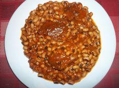 Recette de ndambé, plat sénégalais à base de niébé ou haricots.