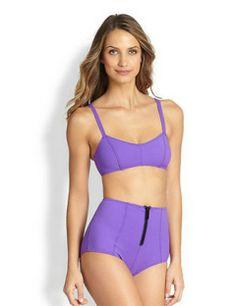 LISA MARIE FERNANDEZ Two-Piece Genevieve Bikini