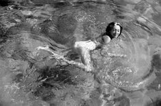 Sir Roland Penrose, Nusch Eluard, swimming 1937 © Roland Penrose Estate. All rights reserved.
