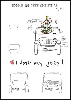 "This is for Celeta, AND all you jeep lovers out there! ""We"" are such a friendly community...with our own wave and everything:) Praying you are experiencing God's presence this Christmas! Ps.  excit..."