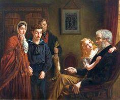 Rebecca Solomon (English painter) 1832 - 1886