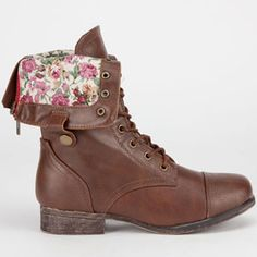 BAMBOO Shorbie Girls Boots