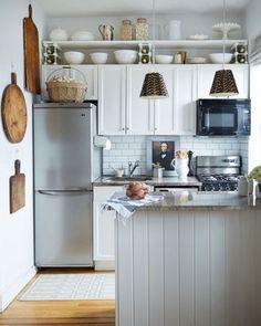 26 Inspiring Small Kitchen Remodel Ideas
