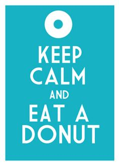 donuts make everything better.