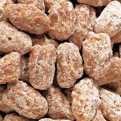 There is nothing more southern than pecans. These praline pecans are the embodiment of southern style, sugary sweet and tasty. Manufactured by Indianola Pecan House in Indianola, MS. 1/2 lb bulk