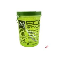 Great for taming curls, Eco Styler Gel