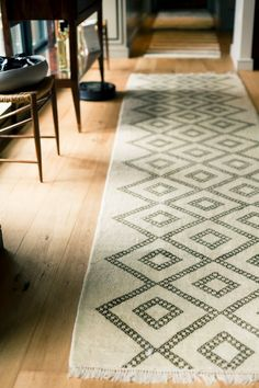 Moroccan Runner, Grant K. Gibson http://www.therugcompany.info/index.htm