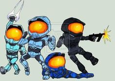 Blue team is number one Halo Drawings, Red Vs Blue, Purple, I Am Number Four, Halo Game, Tv Show Games, Red Team, Cartoon Shows, Rwby